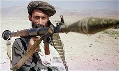 Taliban with RPG