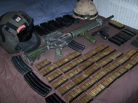 weapon load
