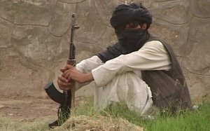 taliban fighter with 47