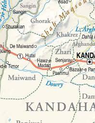 senjeray map